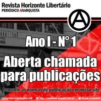 Chamada para publicação na Revista Horizonte Libertário