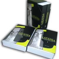 [Espanha] Novo livro: Lizania. Aventura poética 2001-2013