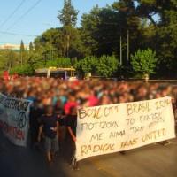 [Grécia] Informações sobre a manifestação contra a Copa do Mundo do Brasil
