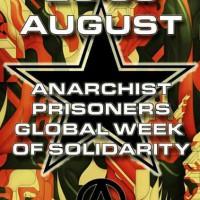 Chamada para Semana Internacional pelos Presos Anarquistas, de 23 a 30 agosto de 2014