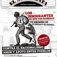 """[Chile] Antofagasta: Já está nas ruas """"El Sol Ácrata"""" n° 27, julho de 2014"""