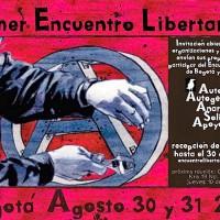 [Colômbia] Encontro Libertário de Bogotá e povos da Savana