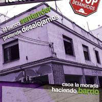 [Espanha] Comunicado do CSOA La Morada ante seu desalojo