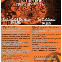[México] Terceira Feira do Livro Anarquista em Guadalajara