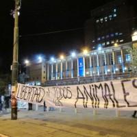 [Uruguai] Manifesto da concentração pelo fechamento do zoológico