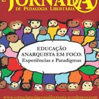 Recife: 2ª Jornada de Pedagogia Libertária