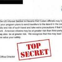 [Cuba] Os agentes latino-americanos da USAID em Cuba, a Segurança do Estado, e nós os anarquistas