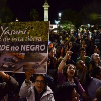 [Equador] Manifesto de YASunidos: A um ano do extermínio da Iniciativa Yasuní-ITT, seguimos na luta pela vida