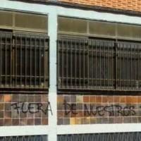 """[Espanha] Espaço """"ocupado"""" por nazi-fascistas em Tetuán sofre ataque incendiário"""