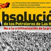 [Espanha] Solidariedade com os petroleiros de Las Heras, condenados a prisão perpétua