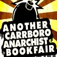 [EUA] Anunciando a V Feira do Livro Anarquista Anual de Carrboro!