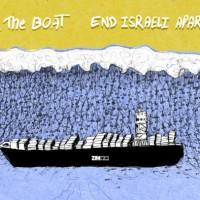 [EUA] Ativistas declaram primeira vitória diante do atraso dos navios israelenses ancorados em Oakland