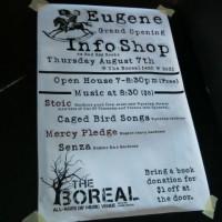 [EUA] Novo infoshop em Eugene, Oregon