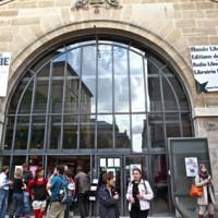 """[França] Paris: Fotos do """"Salão do Livro Libertário 2014"""""""