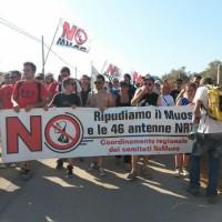 [Itália] NO MUOS: Nove de agosto, um ano e um dia