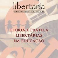 """São Paulo: Chamado para o Grupo de Estudos """"Anarquismo e Educação"""""""