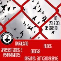 Rio de Janeiro: Convite para participar da Semana Internacional em Solidariedade axs Presxs de 23 à 30 de Agosto de 2014