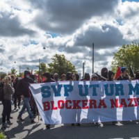 [Suécia] Violência policial contra antifascistas em Malmö