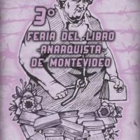 [Uruguai] 3ª Feira do Livro Anarquista de Montevidéu
