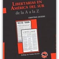 """[Argentina] Disponível para download o livro """"Libertárias na América do Sul. De A à Z"""""""