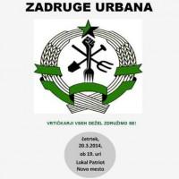 "[Eslovênia] Ljubljana: ""Zadruga Urbana"", pequena plataforma urbano-agrária"