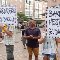 [Espanha] Moradores de Tetuán voltam a protestar contra a presença de neonazistas em seu bairro