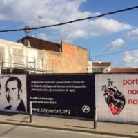 [Espanha] Mural em memória dos represaliados em 1949