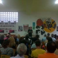 """[Espanha] Relato da """"I Feira do Livro Anarquista das Astúrias"""""""