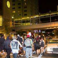[EUA] Ação antipolícia em Phoenix: Festa Dançante nas Ruas