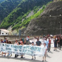 [Grécia] Informações sobre a Reunião Autônoma de Luta de agosto de 2014 contra o desvio do rio Aqueloo