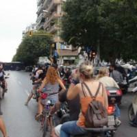 [Grécia] Tessalônica: Marcha motorizada em solidariedade com a luta dos trabalhadores da fábrica autogerida Viomijanikí Metaleftikí