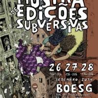 [Portugal] Lisboa: Mostra de Edições Subversivas, 26, 27 e 28 de Setembro