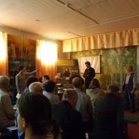 [Rússia] A Conferência do Bicentenário de Mikhail Bakunin na vila de Premukhino
