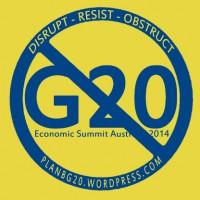 [Austrália] Um chamado para resistência descentralizada ao encontro do G20 2014 em Brisbane