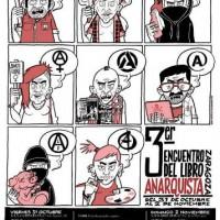 [Espanha] 3º Encontro do Livro Anarquista de Zaragoza