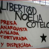[Espanha] Nova agressão a Noelia Cotelo no cárcere