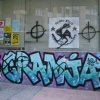 [Espanha] Zaragoza: Novo ataque fascista à Rádio La Granja