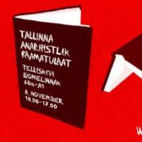 [Estônia] Feira do Livro Anarquista de Tallinn