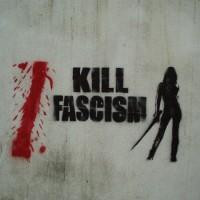 [Grécia] Marusi, Atenas: Mobilizações contra a abertura das oficinas da gangue fascista Aurora Dourada