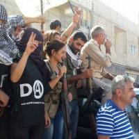 [Reino Unido] Batalha de Kobani: Os anarquistas turcos ultrapassam a fronteira Síria