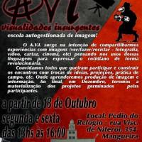 Rio de Janeiro: Atelier de Visualidades Insurgentes