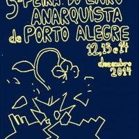 5ª Feira do Livro Anarquista de Porto Alegre