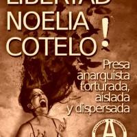 [Espanha] Noelia Cotelo de novo na Prisão de Brieva