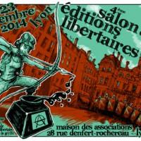 [França] 4º Salão das Edições Libertárias
