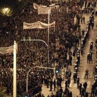 [Grécia] Fracassa o plano repressivo premeditado da Polícia na manifestação de 17 de novembro
