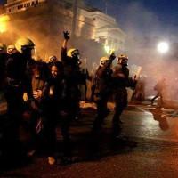 """[Grécia] """"O Estado nos mostrou seus dentes: Estão podres!"""""""