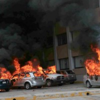 [México] Novos protestos pelo desaparecimento dos 43 estudantes
