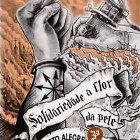 Porto Alegre (RS): 3ª edição do Solidariedade à Flor da Pele, de 16 a 18 de janeiro de 2015