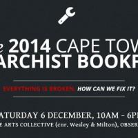 [África do Sul] Feira do Livro Anarquista da Cidade do Cabo acontece neste sábado