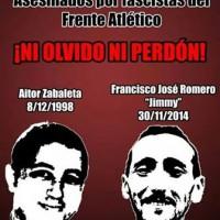 [Espanha] Ante outro assassinato fascista: Solidariedade e Ação Antifascista